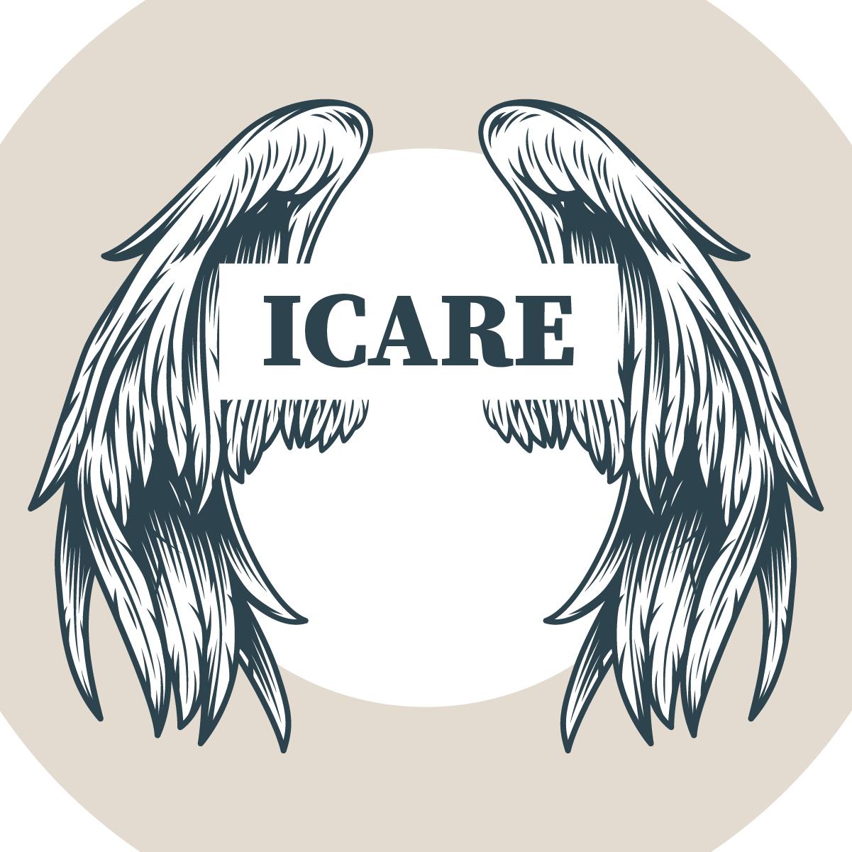 Icare, de Carl Philippe Gionet